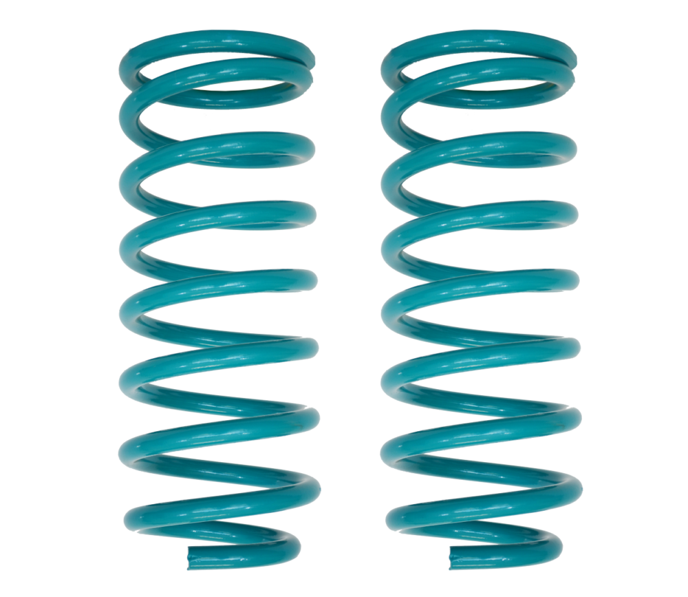 Dobinsons Rear Coil Springs for Toyota Land Cruiser 80 series 1990-1997 2.0 Lift Progressive Rate with 220LBS Load